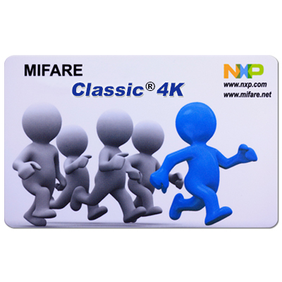 MIFARE Classic® 4K Kontaktlose Intelligent Karte