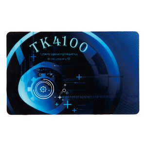 TK4100 Proximity ID Card