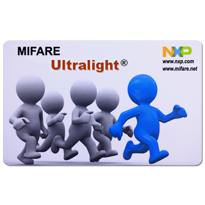 MIFARE Ultralight® Contactless Smart Card