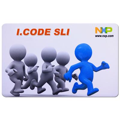 I.CODE SLI de tarjeta inteligente sin contacto