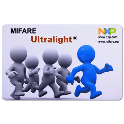 MIFARE Ultralight® de tarjeta inteligente sin contacto