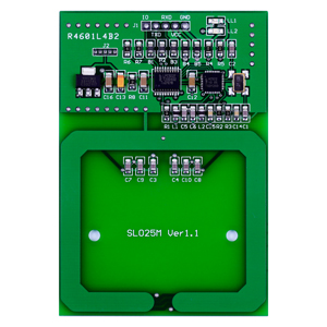 Lecteur RFID Embarqué SL025M