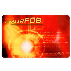 FM11RF08 Tessera Intelligente Senza Contatto