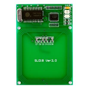 Modulo Lettore RFID 13.56MHz SL018