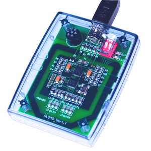 USB MIFARE リーダ SL040A