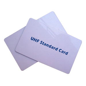 UHF Padrão de Cartão