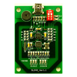 Módulo Leitor RFID USB SL040