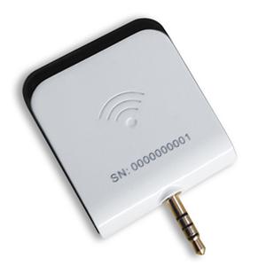 Áudio Jack Leitor Portátil UHF SL120